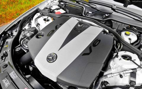 A 3.0-liter turbodiesel V6 propels the AWD sedan, producing 240 hp and 455 lb-ft of torque