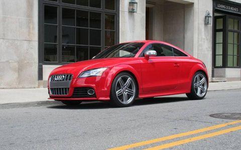 Driver's Log Gallery: 2010 Audi TT-S