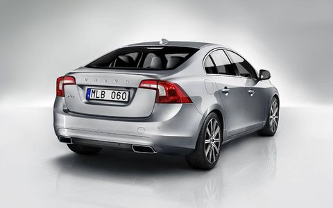 The S60 saw a relatively mild redesign for the 2014 model year.