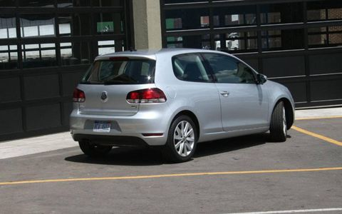 Driver's Log Gallery: 2010 Volkswagen Golf TDI