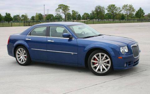 Driver's Log Gallery: 2010 Chrysler 300C SRT8