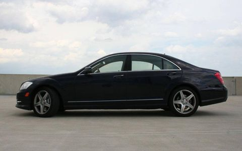 Driver's Log Gallery: 2010 Mercedes-Benz S550 4Matic