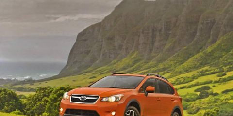 For the price point, the 2013 Subaru XV Crosstrek 2.0i Premium comes in right on point.