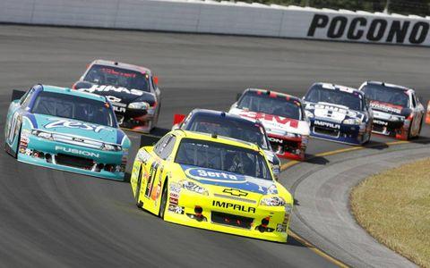 2012 NASCAR Sprint Cup Series at Pocono: Paul Menard
