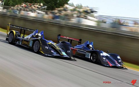 ALMS Forza Motorsports 4