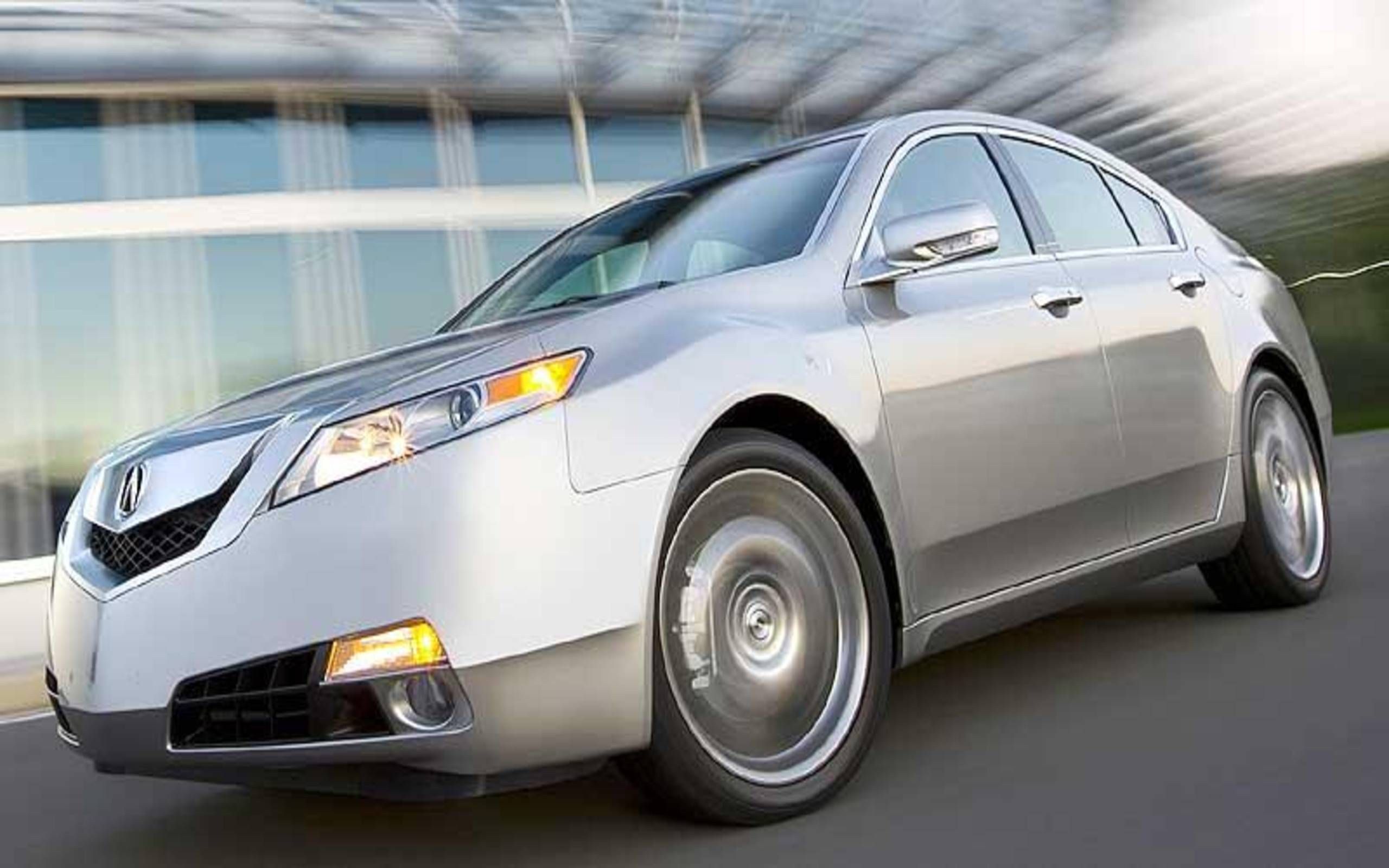 2009 Acura Tl Can Looks Kill Sales Acura May Find Out With Its New Tl