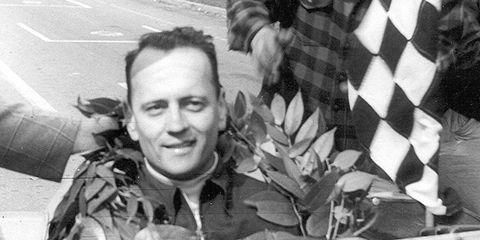 Phil Walters, who raced under the name Ted Tappett, won at Watkins Glen three times.