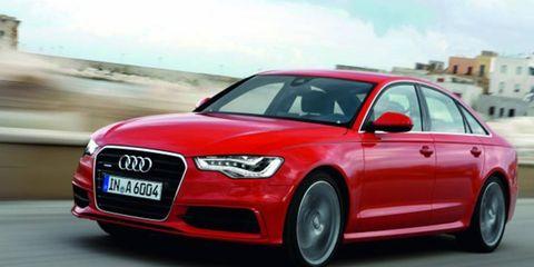 2012 Audi A6 3.0T