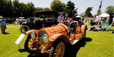 1913 Hudson 6-54 Speedster by Kelly