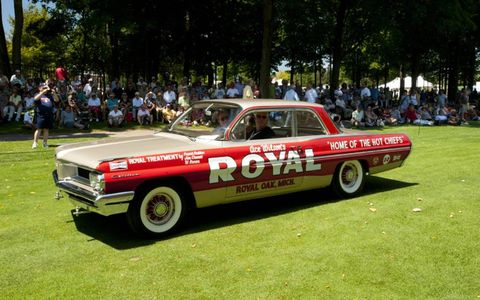 1963 Pontiac Catalina Sport Coupe, part of the Muscle Car group