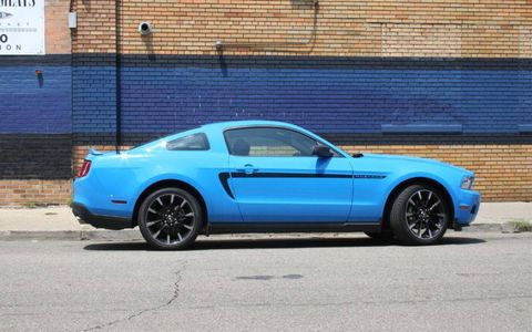 Driver's Log Gallery: 2011 Ford Mustang V6 Coupe