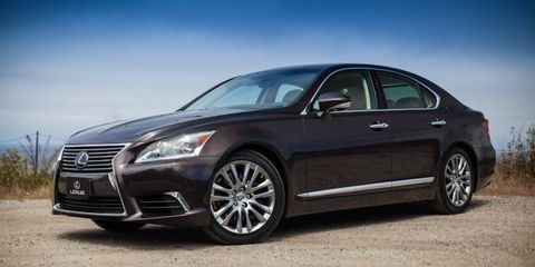 The new LS 460 is a solid revision of an already-solid automobile.