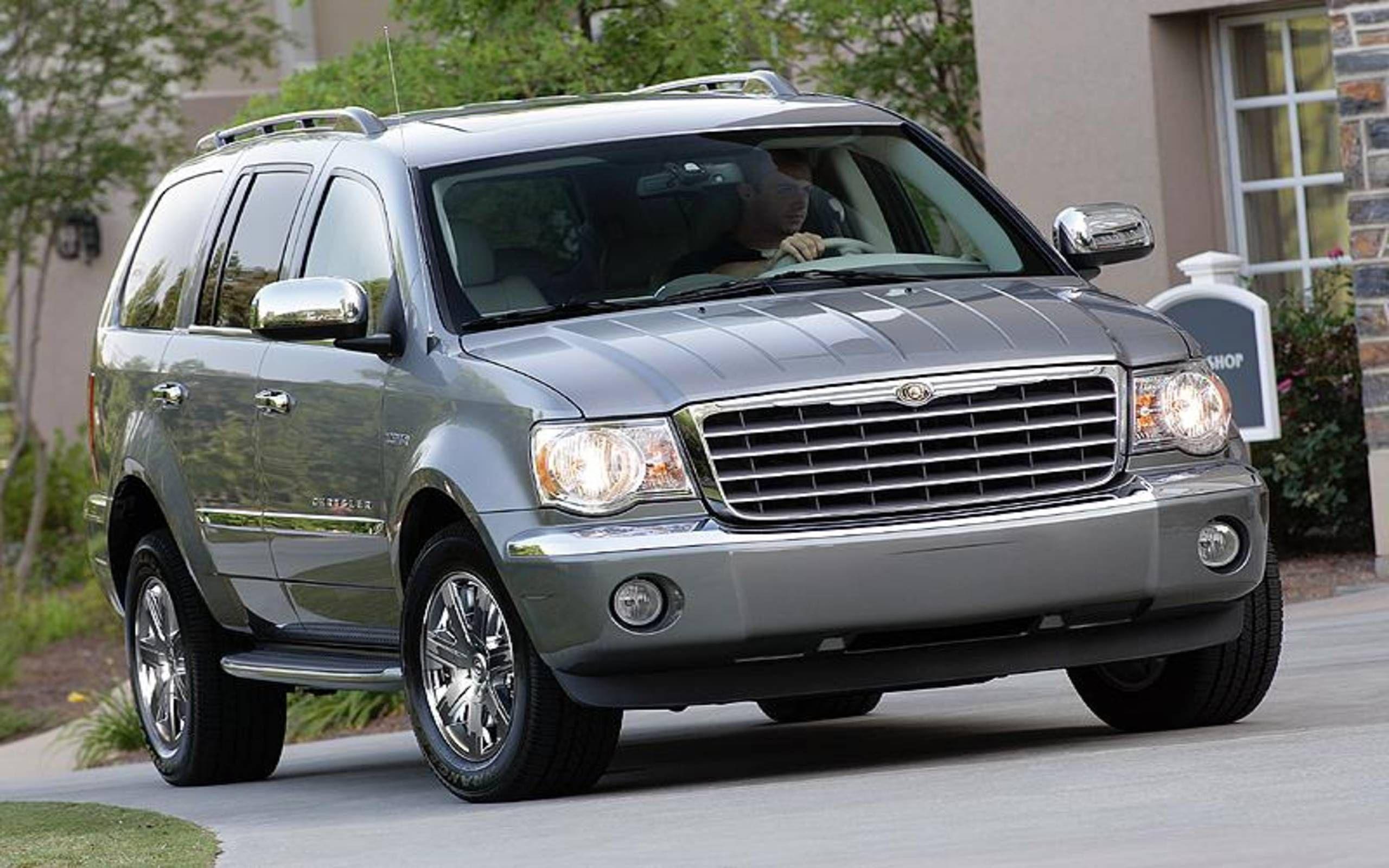 2020 Chrysler Aspen New Concept