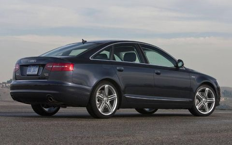 Driver's Log Gallery: 2010 Audi A6