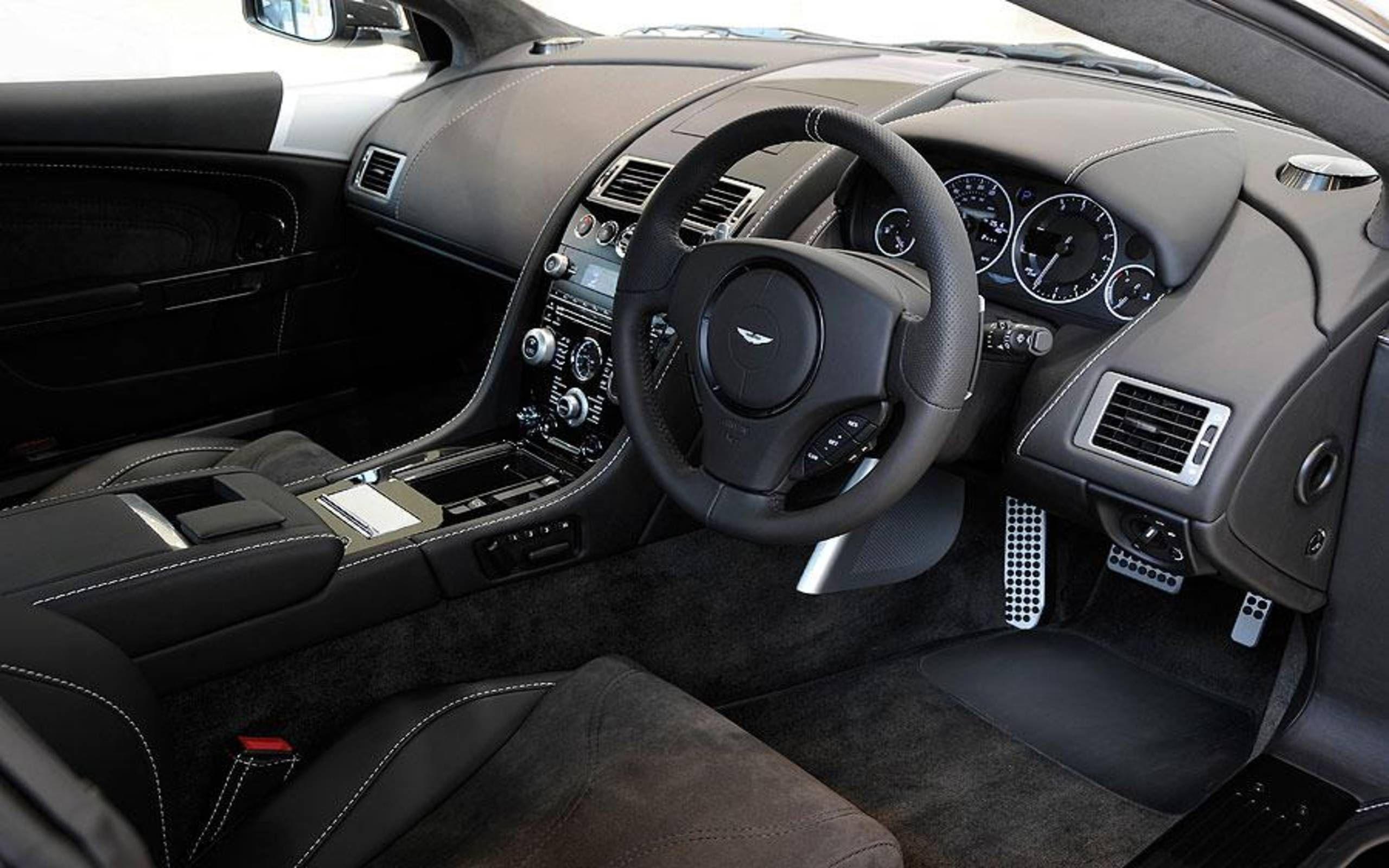 Aston Martin Dbs Touchtronic 2 A Bonding Experience