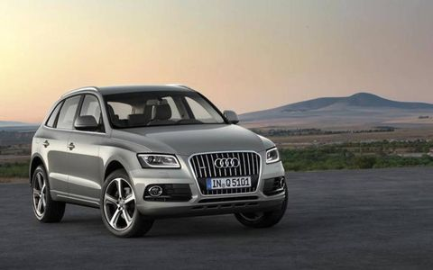 The 2013 Audi Q5 3.0 TFSI Premium Plus is an enjoyable drive with more than enough power to get around town.