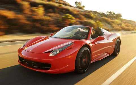 The Hennessey upgrade for the 458 Italia costs about $60k.