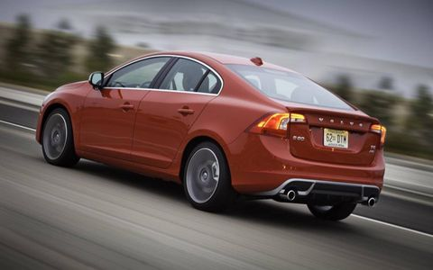The highlight of this S60 remains the straight six-cylinder with its smooth operation throughout the rev range and good low-end torque.