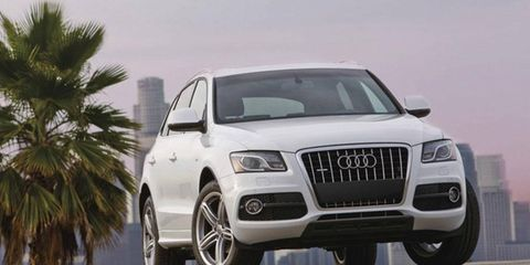 Reviewers were impressed by the Audi Q5's looks and quality, but felt that its performance failed to live up to its sporty image.