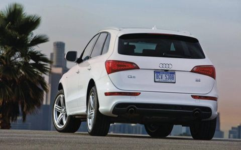 One reviewer compared the Q5 to a taller, raised Audi A4 -- comfortable, luxurious and more manageable than the larger Audi Q7.