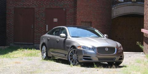 Driver's Log Gallery: 2011 Jaguar XJL Supercharged