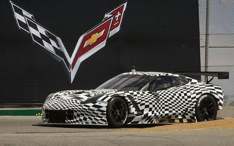 When it comes to the Corvette C7.R, the R stands for racing.
