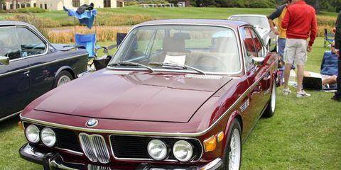 BMW CCA West Coast Summer Concours