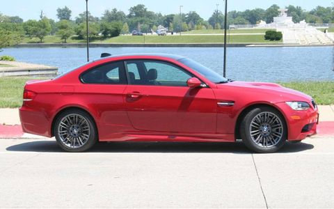 Driver's Log Gallery: 2010 BMW M3 Coupe