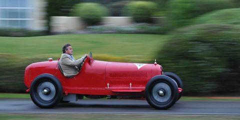 Featured Marque: Jaguar and Alfa Romeo