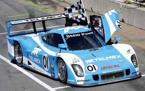 Scott Pruett and Memo Rojas brought home the checkered flag from Montreal.