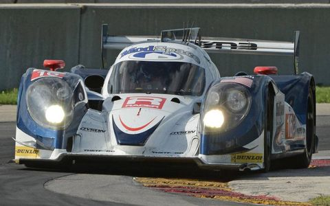 Guy Smith and Chris Dyson scored a dramatic win at Road America.