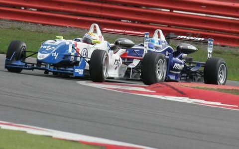 Silverstone, Northants, UK. 14th-15th August 2010 James Calado (GBR) Carlin Dallara Volkswagen World Copyright: Ebrey/LAT Photographic