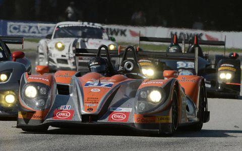 Conquest Endurance's Martin Plowman and David Heinemeier-Hansson won their second P2 race of the year.