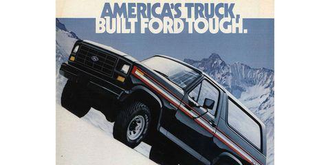 America's Truck.