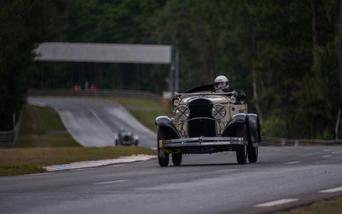 1929 Chrysler 75.