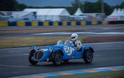 2012 Le Mans Classic Photo: Dirk De Jager