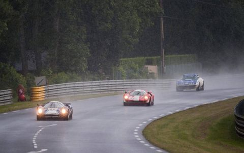2012 Le Mans ClassicPhoto: Dirk De Jager