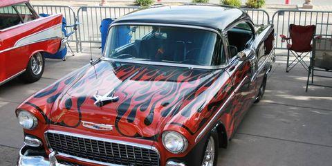 Motor vehicle, Vehicle, Automotive design, Land vehicle, Car, Vehicle door, Classic car, Hood, Grille, Classic,