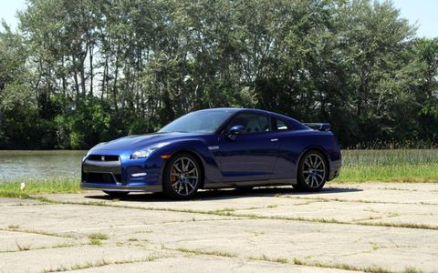 2012 Nissan GT-R Premium