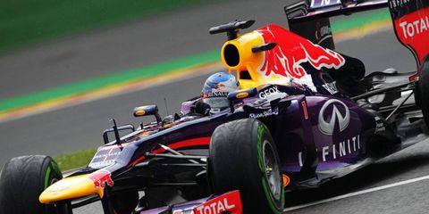 Sebastian Vettel won his 31st career Formula One race on Sunday.