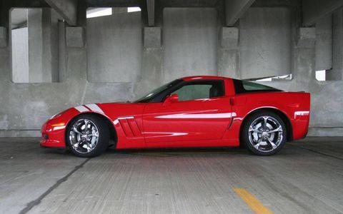 Driver's Log Gallery: 2010 Chevy Corvette Grand Sport