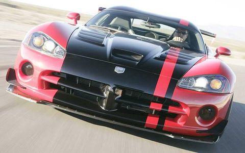 2008 Dodge Viper SRT 10 ARC