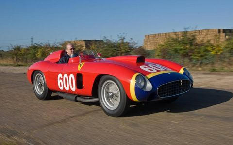 Ferrari 290MM.