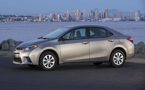 The 1.8 in the new Corolla LE Eco package adds Valvematic—the first time Toyota has used variable valve lift in North America