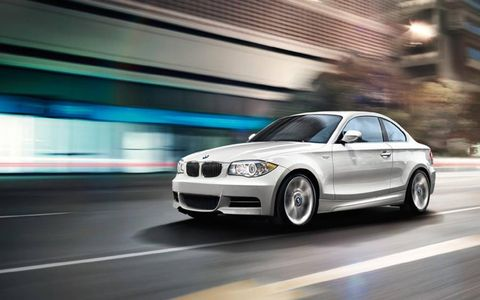 Simplicity is truly what makes the 2013 BMW 135is coupe a special car.