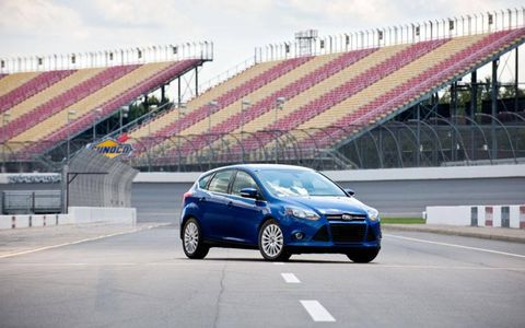 While track-testing any car is fun, this Focus shines more on road, where it boasts an overriding sense of quality.