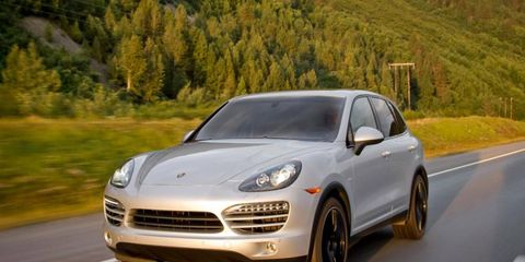 The Porsche Cayenne diesel, which has been offered in foreign markets since 2009, has come to the United States.