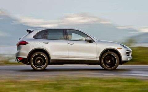 Price-wise, the Cayenne diesel sits between the gasoline-powered and hybrid versions.