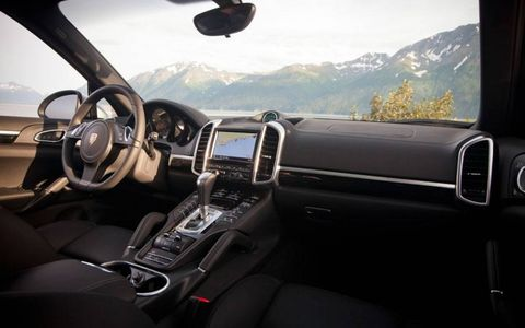Plenty of sound deadening material made for a quiet, luxurious interior.