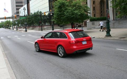Driver's Log Gallery: 2010 Audi A4 Avant
